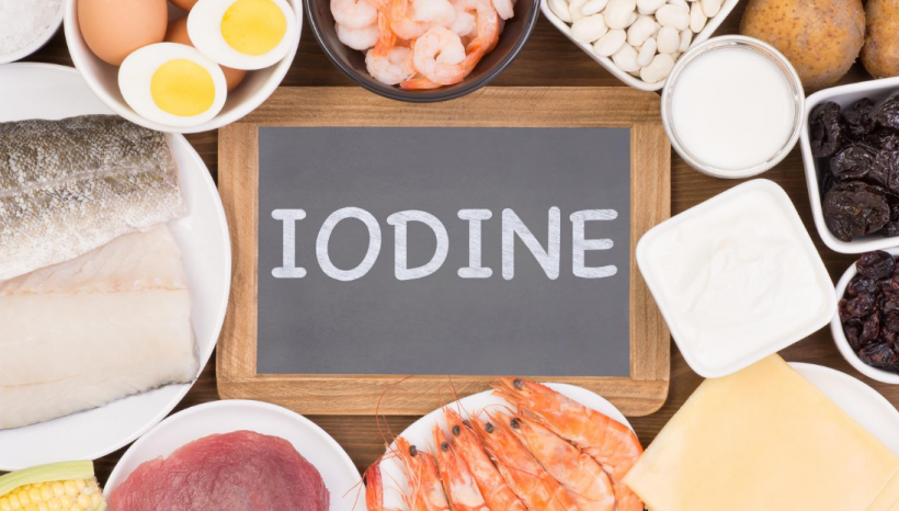 Iodine and Thyroid