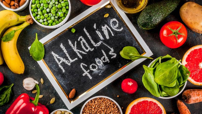 Alkaline vs. Acidic Foods