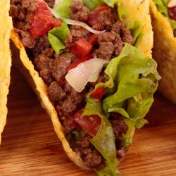 Iron Boosting Paleo Tacos