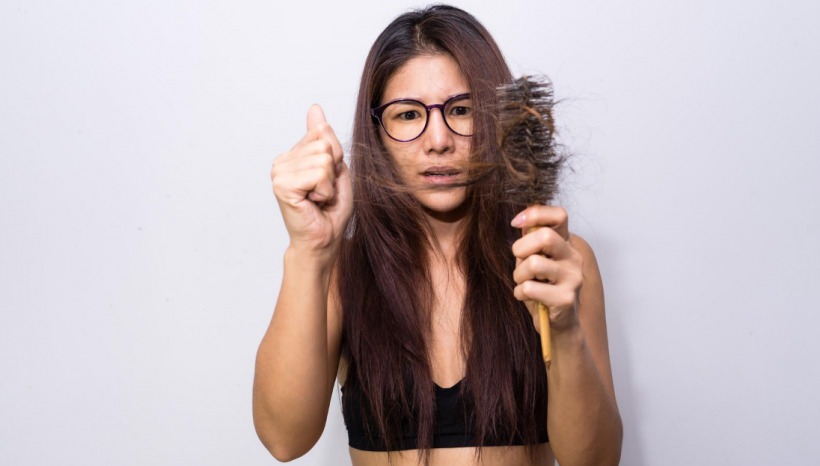 Gaining Weight Losing Hair – how to STOP the madness!