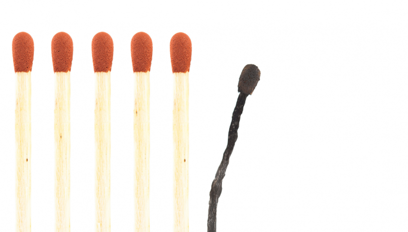 5 Tips to Recover from Burnout