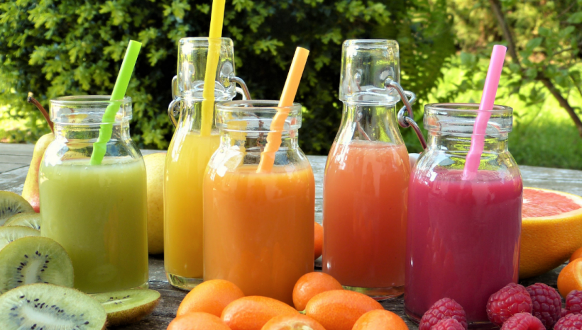 4 Healing Juice Recipes