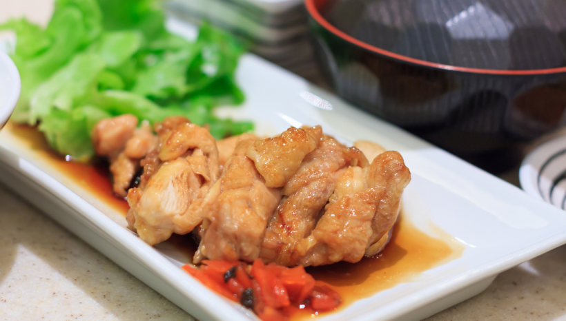 Slow Cooker Teriyaki Chicken (AIP)