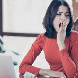 Shortness of Breath, Yawning & Fatigue