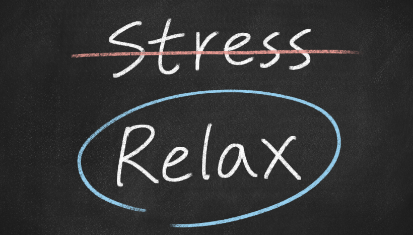 4 Ways To Banish Stress and Reduce Weight!