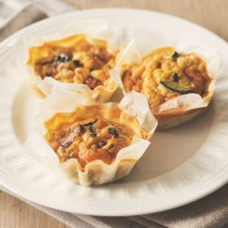 Egg-Free Crustless Quiches