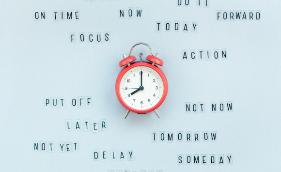 How to Stop Procrastinating Weight Loss