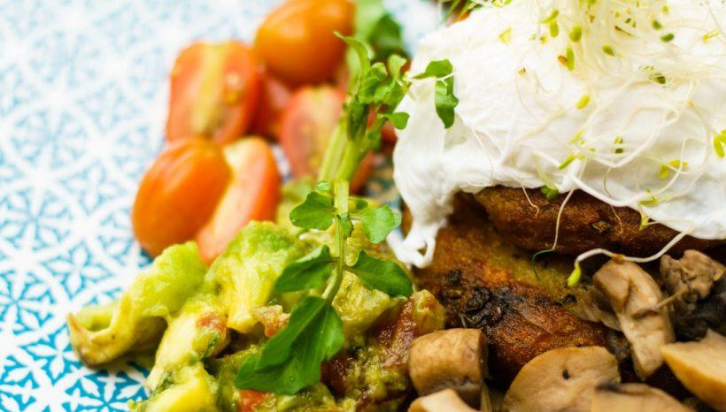 Egg-Free Breakfast Hash