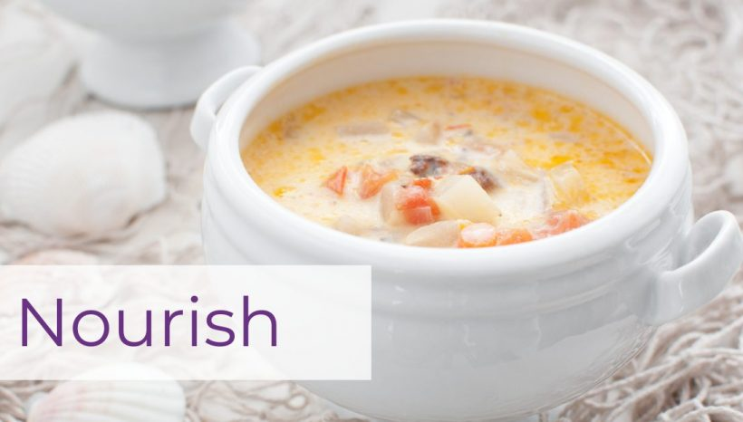 Creamy Spiced Winter Soup – AIP, Paleo, GAPS, Vegan