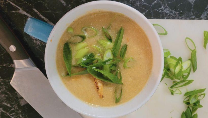 Not-Potato Soup